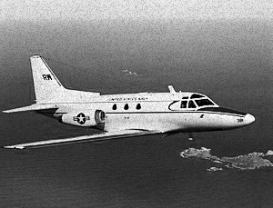 United States Air Force T-39 Sabreliner. Foto: DoD