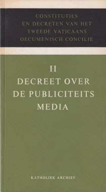 Decreet over de sociale communicatiemiddelen, Inter mirifica